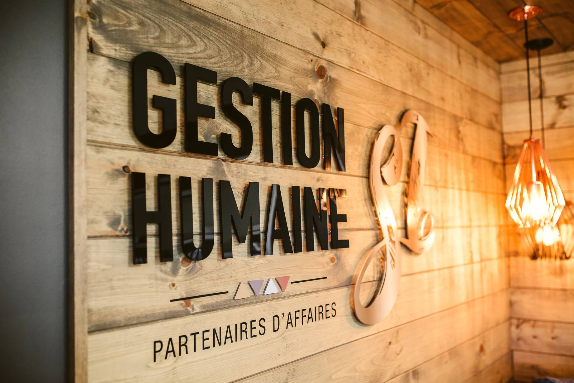 Réalisation commercial Gestion Humaine SI logo 2018